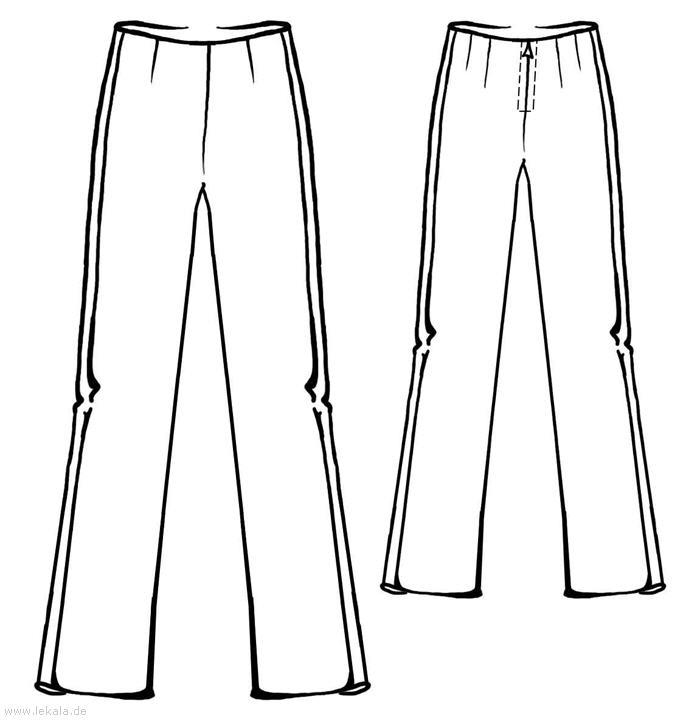 Выкройка юбки с запахом и карманом. . Выкройка брюк с джинсовыми накладными карманами. . Published on Oct 8