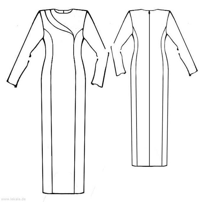 Вечерние платья своими руками быстро и просто